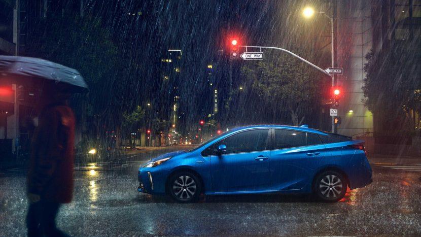 Los Angeles LIVE Noua Toyota Prius Facelift - Informații și fotografii oficiale (8)