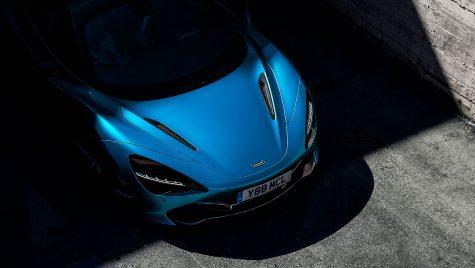 McLaren 720S Spider – primul teaser și informații oficiale
