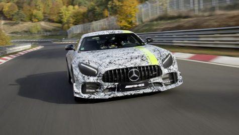 Mercedes-AMG GT R PRO vine la Salonul Auto de la Los Angeles
