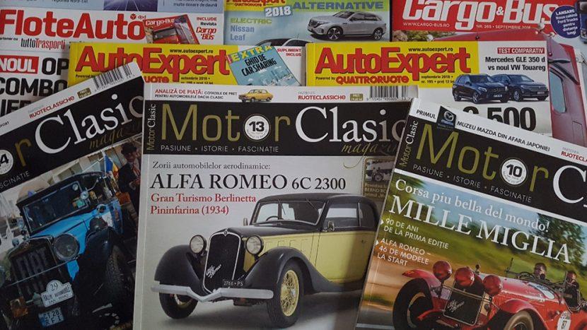 Revista Motor Clasic Magazin intră în portofoliul Auto Expert Media
