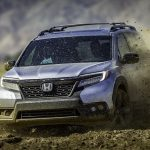 Noua Honda Passport (1)
