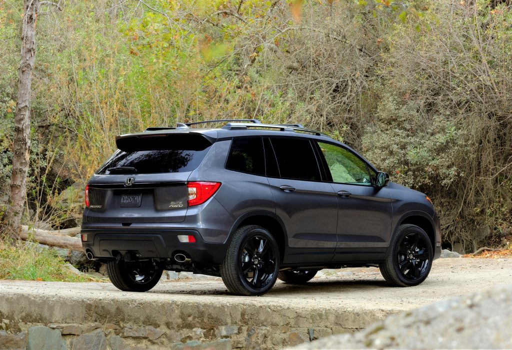 Noua Honda Passport (14)