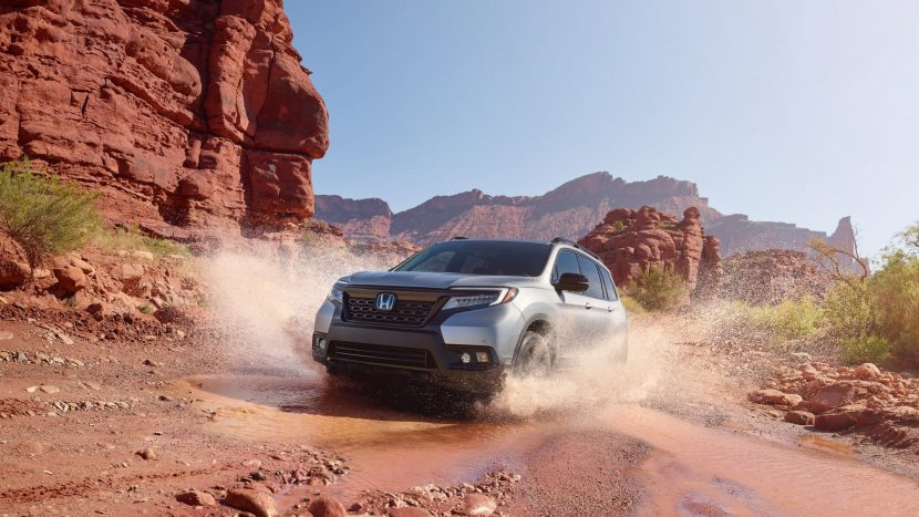 Noua Honda Passport (6)