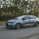 Noua Toyota Corolla Sedan - Informații și fotografii oficiale (22)
