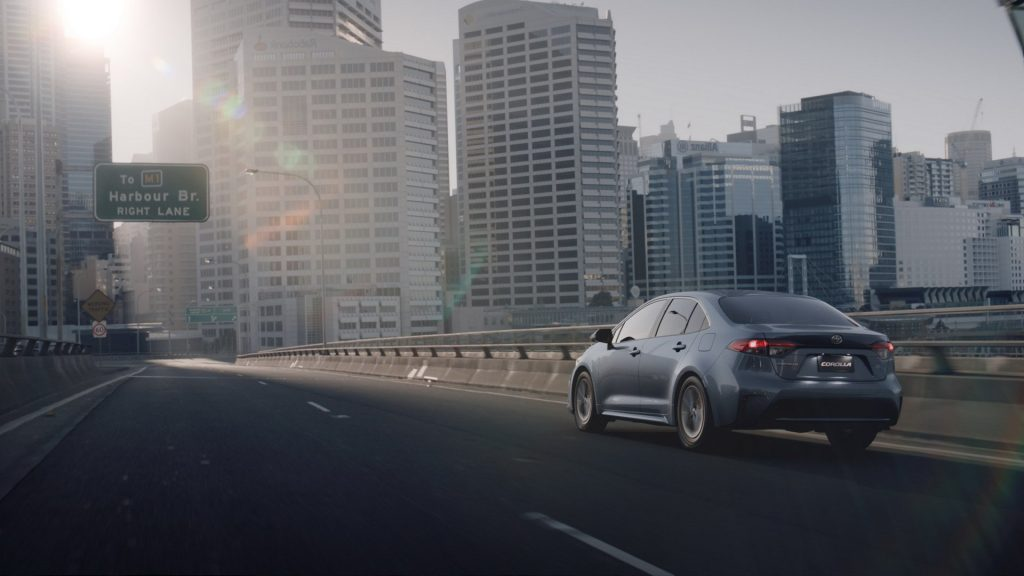 Noua Toyota Corolla Sedan - Informații și fotografii oficiale (23)
