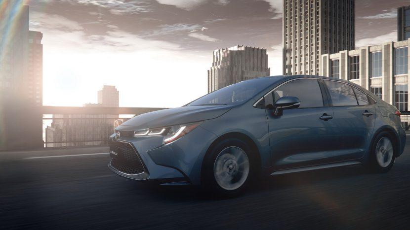 Noua Toyota Corolla Sedan - Informații și fotografii oficiale (7)