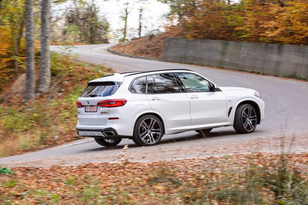 Test drive BMW X5 M50d (15)