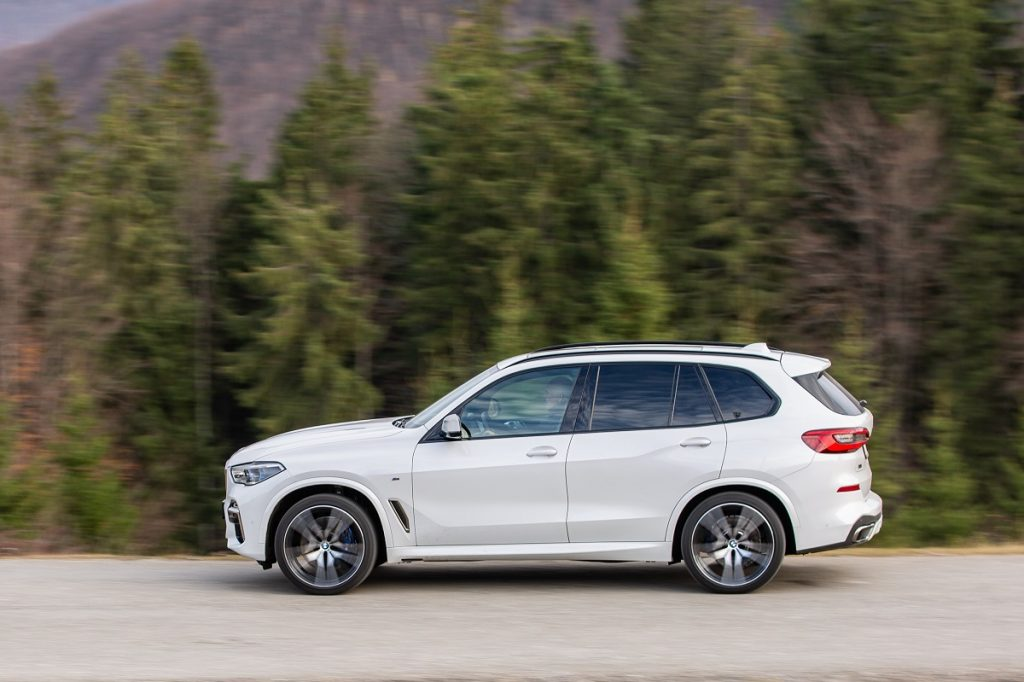 Test drive BMW X5 M50d (24)