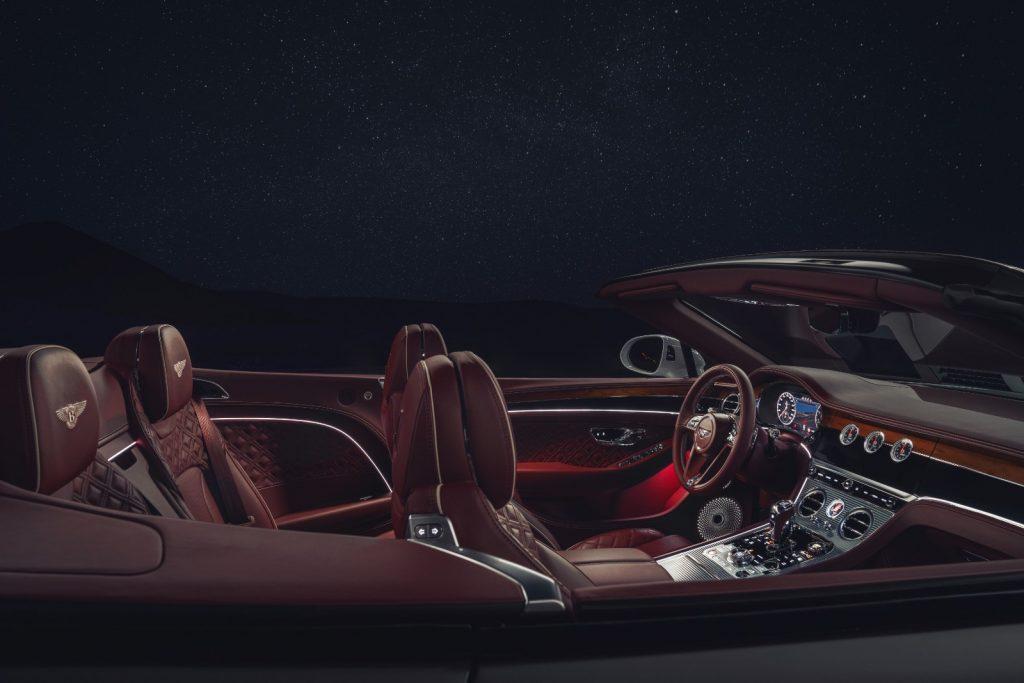 Noul Bentley Continental GT Cabrio