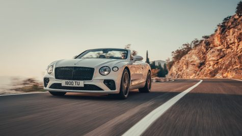 Noul Bentley Continental GT Cabrio – Informații și fotografii oficiale