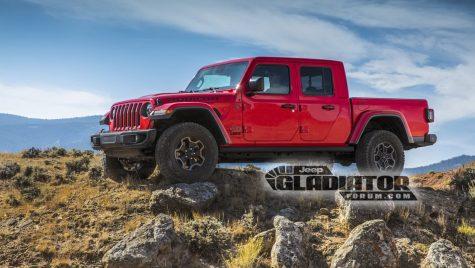 Noul Jeep Gladiator – Când ajunge în showroom-uri?
