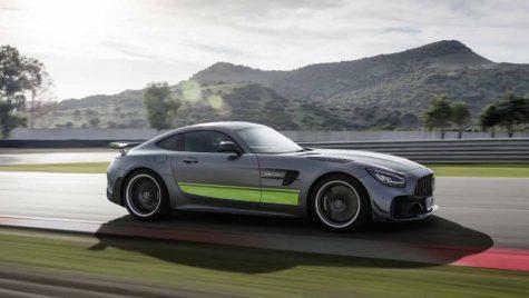 Los Angeles LIVE: Noul Mercedes-AMG GT R PRO – Informații și fotografii oficiale