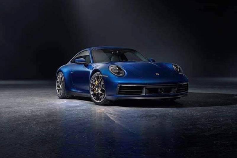 Noul Porsche 911 (1)
