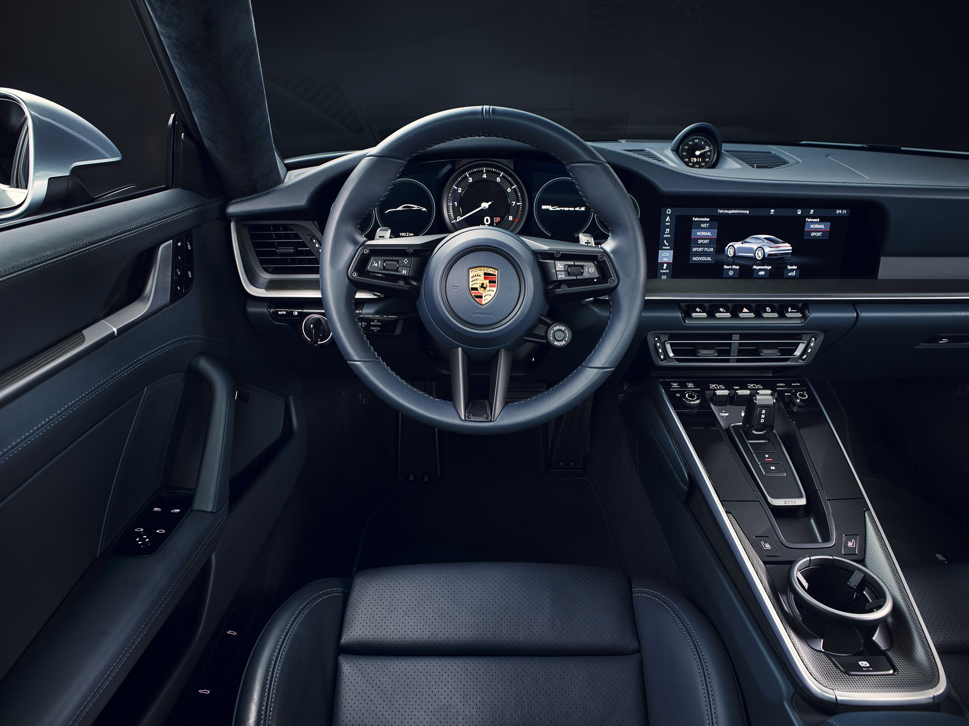 Noul Porsche 911 (12)