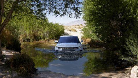 Noul Range Rover Evoque – Imagini și informații oficiale