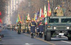 Restricții rutiere în București. Parada de 1 Decembrie dă circulația peste cap