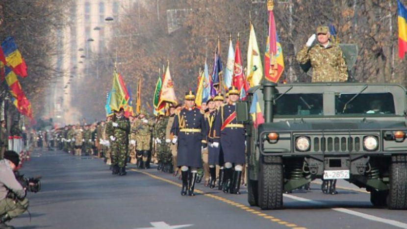 Parada 1 Decembrie restricții rutiere