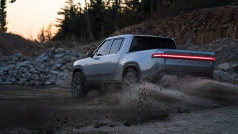 Rivian R1T – Acesta este primul pick-up electric din lume