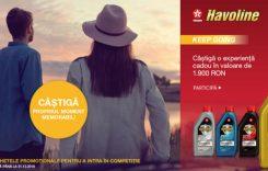 Havoline și Premium Lubricants organizatorii unei campanii promoționale cu premii speciale