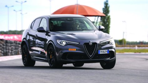 Test drive – Alfa Romeo Stelvio 2.9 V6 Turbo AWD