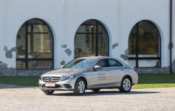 Test drive – Mercedes-Benz C 220 d facelift