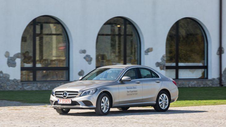 Test drive – Mercedes-Benz C 220 d facelift