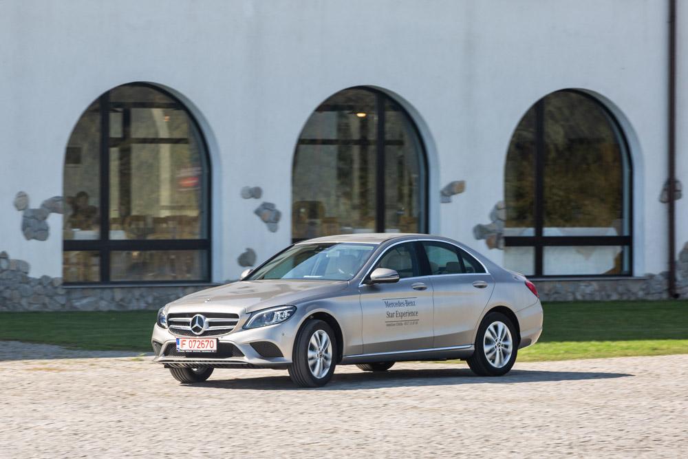 Test drive - Mercedes-Benz C 220 d facelift