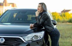 Roxana Ciuhulescu devine Brand Ambasador al SsangYong în România