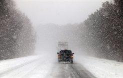 Atenție la drum! Cod galben de vânt și ninsori până la ora 20:00