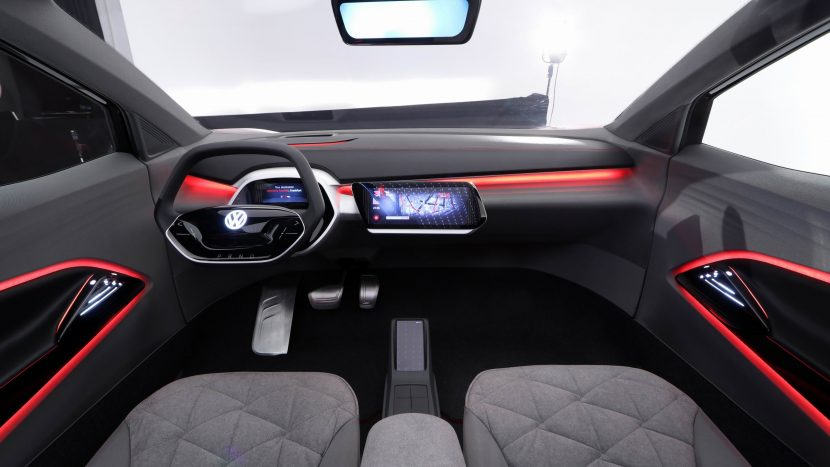 mașină electrică ieftină Volkswagen