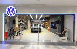 Premieră în România! În ce loc inedit din București s-a deschis un magazin Volkswagen