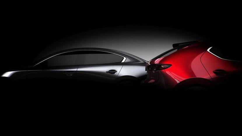 Noua Mazda 3 va fi prezentată la Los Angeles