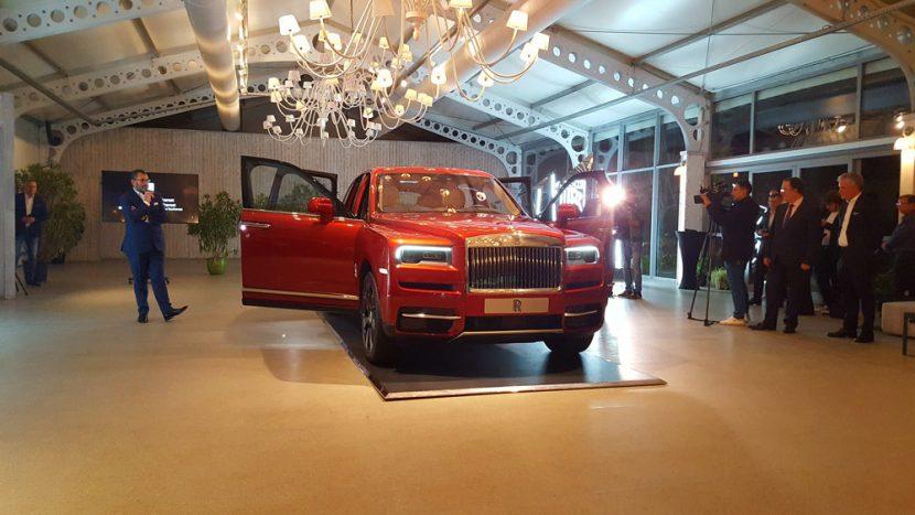 Rolls-Royce Cullinan - prețuri în România