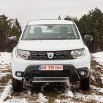 test dacia Duster pick-up