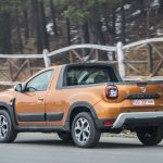 Test drive Dacia Duster pick-up (video și 80 fotografii): mai rigid și mai robust decât Duster