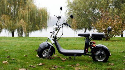 RYDE – trotinete și scutere electrice de top