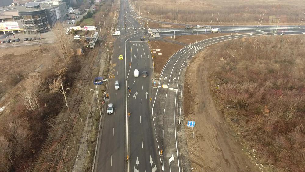 Legătura dintre Șoseaua de Centură și zona Pipera ar putea fi deschisă pe 14 decembrie