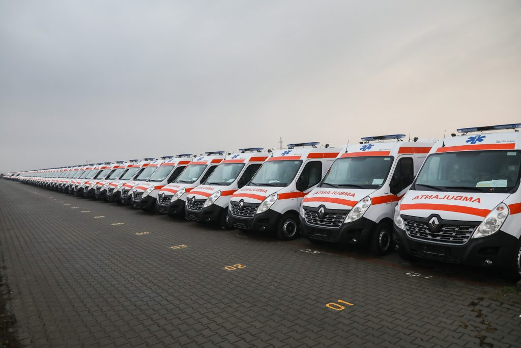 Ambulanțe Renault IGSU (1)