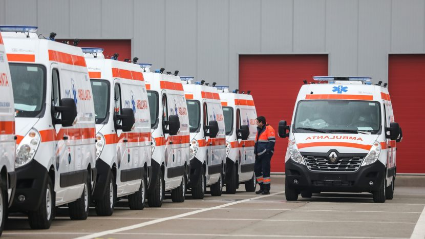 Ambulanțe Renault IGSU (3)