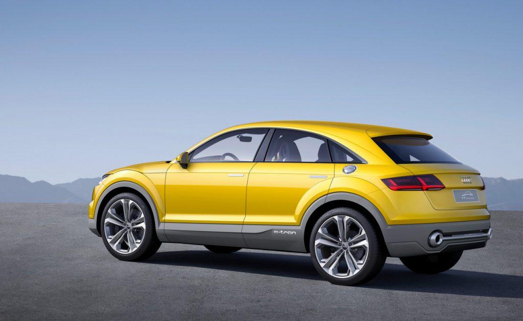 Audi Q4 - Audi TT off-road concept 2