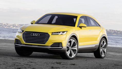 Audi Q4 – ce planuri au nemții cu viitorul SUV coupe