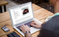 Top 10 mărci auto căutate pe internet de români