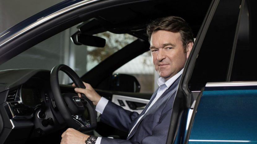 CEO la Audi