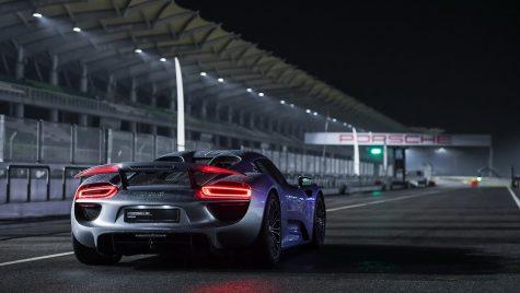 Viitorul hypercar Porsche trebuie să obțină record de viteză la Nurburgring