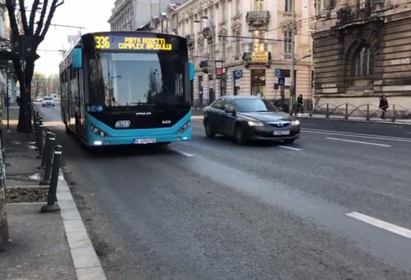 transportul în comun