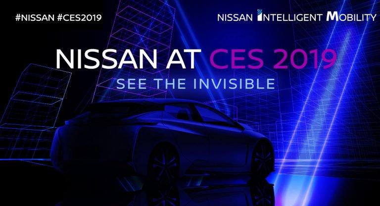 Nissan CES