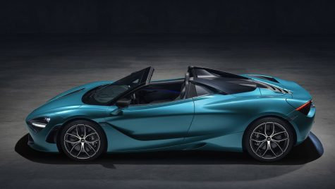 Noul McLaren 720S Spider – Informații și fotografii oficiale