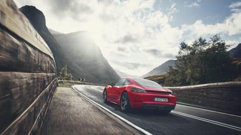 Noul Porsche 718 T – Informații și fotografii oficiale