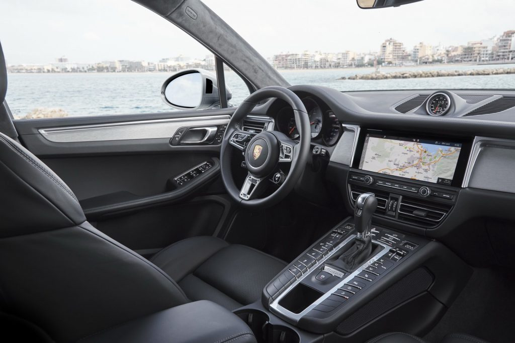 Noul Porsche Macan S