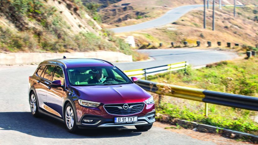 Test drive - Opel Insignia Country Tourer 2.0 CDTI 4x4